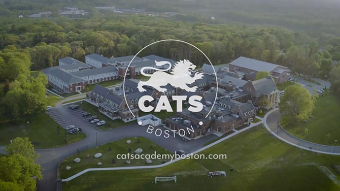 Học Bổng Cats Academy Boston 2019