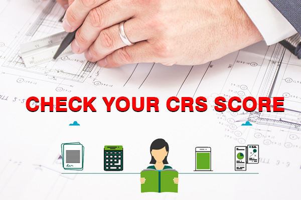 express entry crs score 2019